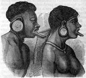 disco labbra e orecchie